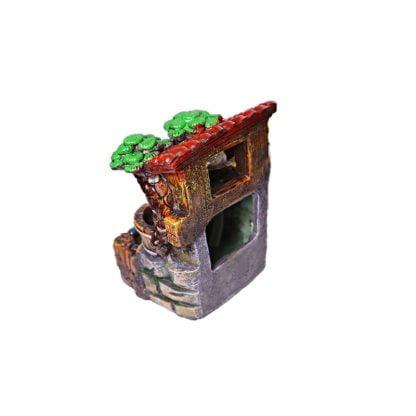 Fantana cascada arteziana, de interior 20 cm, Magrot 005 feng shui cu glob