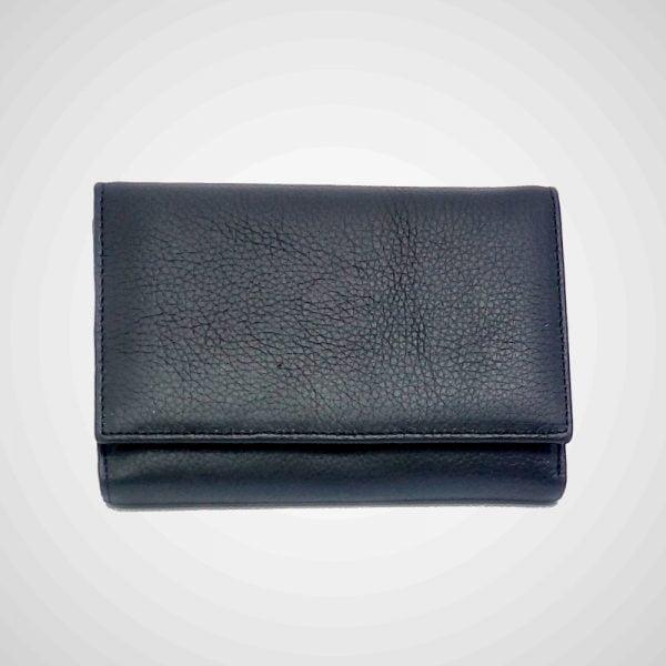 portofel din piele naturala tip carte