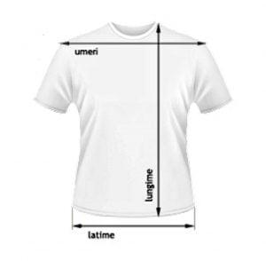 masuri tricou