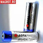 Baterii AA alkaline AGFA Photo R6