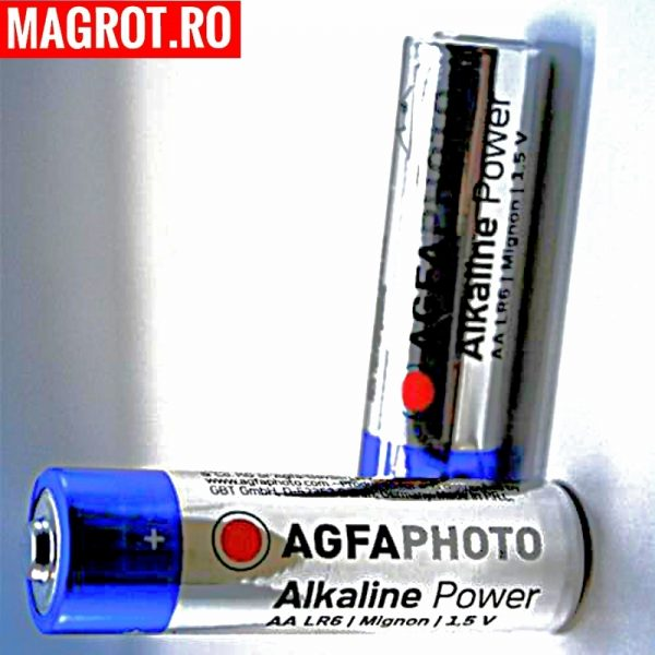 baterii aa alkaline