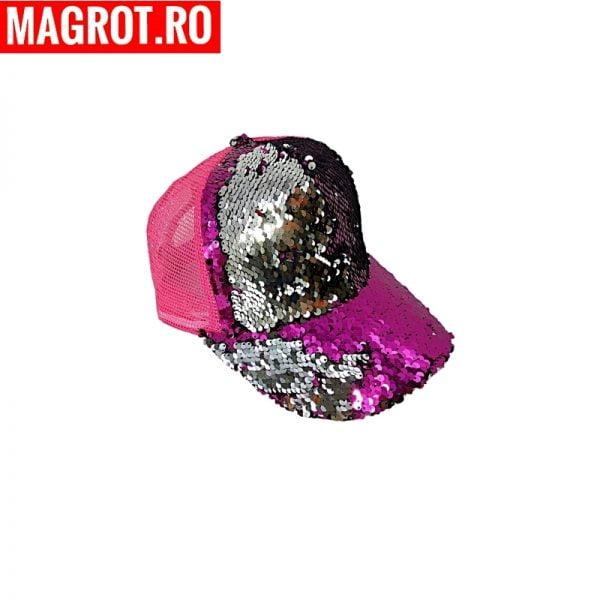 Sapca roz bombon3