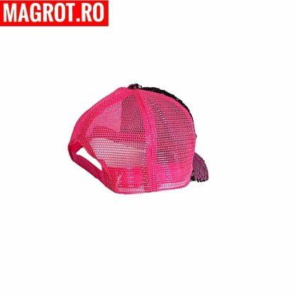 Sapca roz bombon5