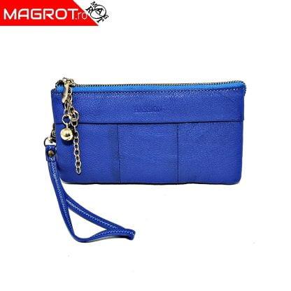 Borseta (portofel) HASSION pentru doamne si domnisoare. Poate fi purtata ca borseta de mana sau ca portofel.Acceseaza oferta acum!.