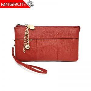 Borseta dama (portofel) originala \Hassion Poate fi purtata ca borseta de mana sau ca portofel.Poate fi un cadou frumos si util