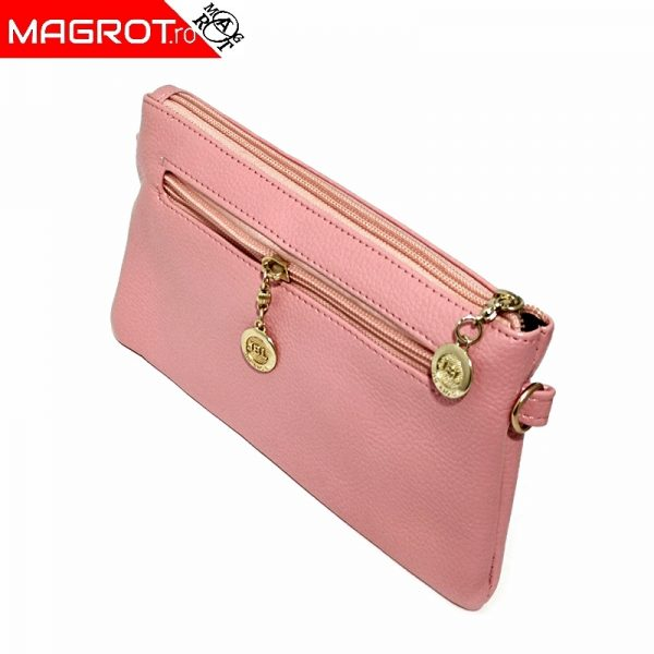 Geanta, borseta, de dama, JBL, este o geanta versatila de dimensiuni mici care poate fi gentuta de umar, borseta de mana sau portofel.