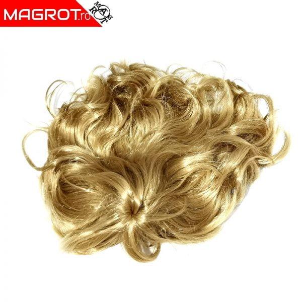 Peruca par blond foarte asemanatoare cu parul natural sunt ideale pentru schimbare de look fara vopsirea parului natural Vezi acum oferta