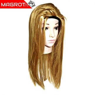 Peruca blonda foarte apropiata de parul natural, nimeni nuva observa ca purtati o peruca. Vezi oferta!!!